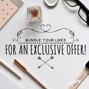 Other - Exclusive Offers for Bundles!